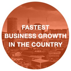 Fastest business growth