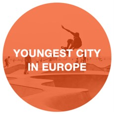 Birmingham youngest city in Europe