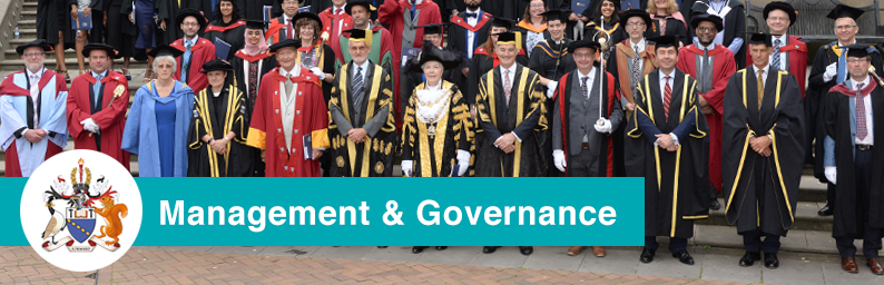 Aston Uni - Management & Governance