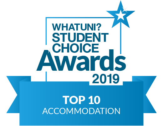 top 10 accommodation whatuni