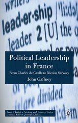 Political Leadership in France