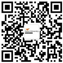 QR code ZFID official Astion University enquiries cropped