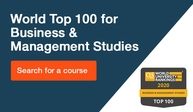 World Top 100 for Business & Management Studies