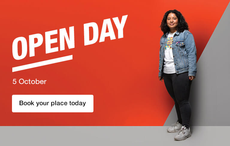 Undergraduate open day registration