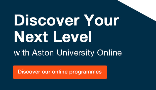 Aston uni online - discover your next level