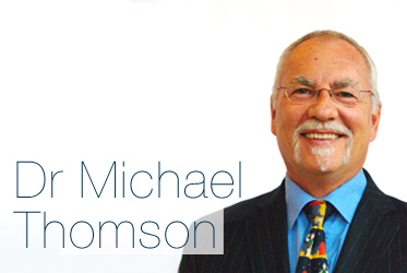 50 Aston Greats - Dr Michael Thomson (landing page)