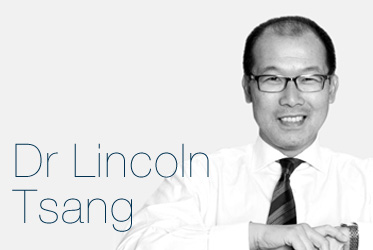 50 Aston Greats - Dr Lincoln Tsang