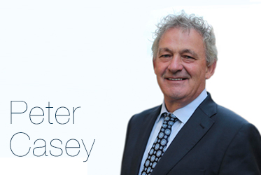 50 Aston Greats landing page - Peter Casey