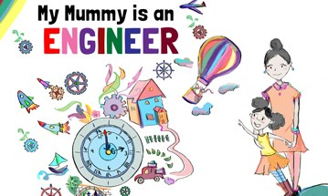 My Mummy is an Engineer (book by alumnus Jason Bryan)