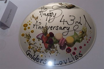 Golders Lovlies - dessert