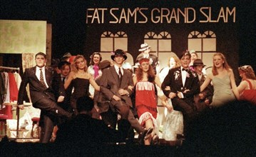 Bugsy Malone production, 1992