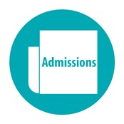 Quality Admissions Button
