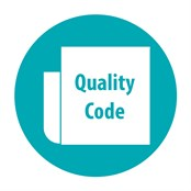 CLIPP Quality Code Button