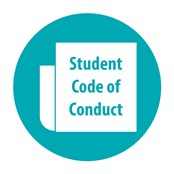 CLIPP Student Code of Conduct button