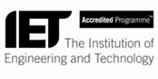 IET Accredited Logo