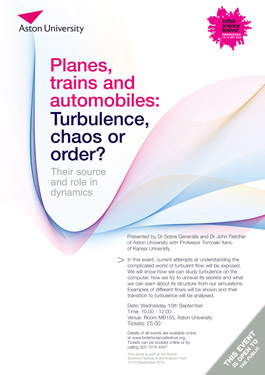 Turbulence, chaos or order? - Their source and role in dynamics