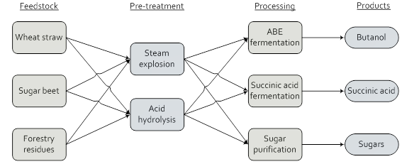 Biorefinery Advisory Model