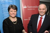 Santander signing agreement