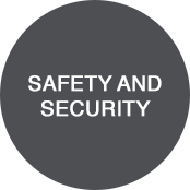 ABS Safety button