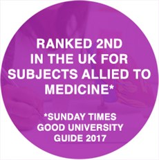 Ranked 2nd in Medicine - Image