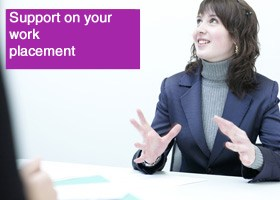 Disabled student placement support
