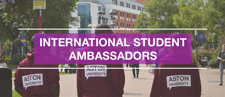 International Student Ambassador