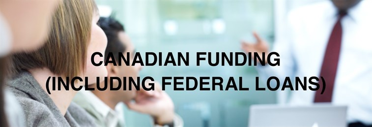 Canadian funding