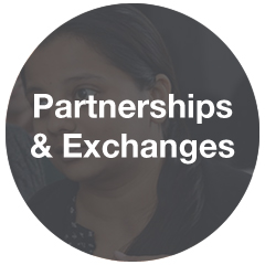 Partnerships and exchanges new asset