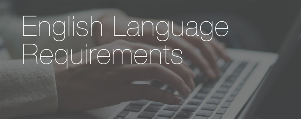 English Language Requirements Aston