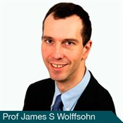 Prof James S Wolffsohn
