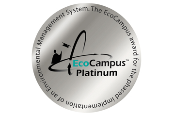 Platinum EcoCampus award