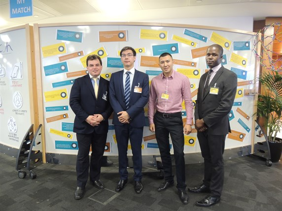 CapGemini Final London students November 2015