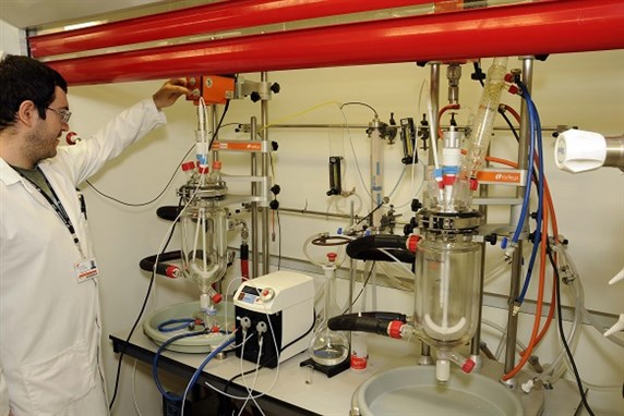 Catalysis research at Aston University
