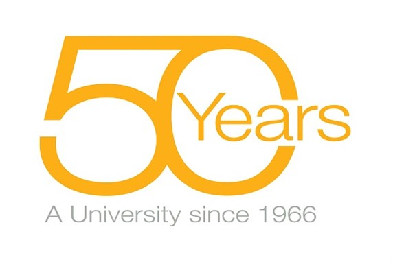 Aston celebrates its 50th anniversary as a university in 2016