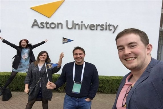 Big Alumni Reunion at Aston University