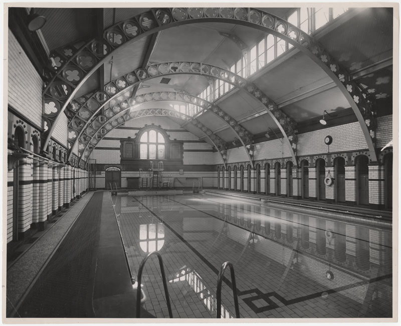 Old Woodcock Swimming Pool