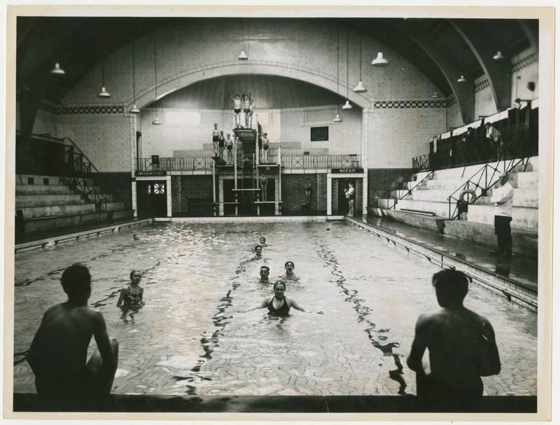 Woodcock Street Pool