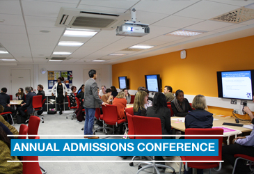 Admissions Conference