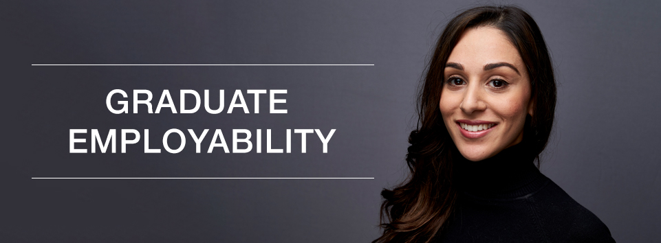 graduate employability banner homepage