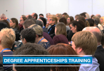 Degree apprenticeships: Train the trainer
