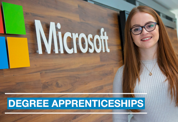 Degree apprenticeship events