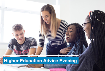 Higher Education Advice Evening