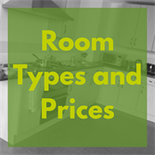 Accomm room and costs