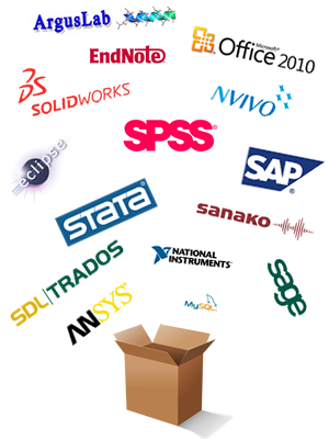ISA Software Box