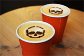 coffee cup skull (PR)